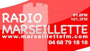 Marseillette - logo