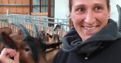 Portrait de Natacha Monnier, créer une chèvrerie à 35 ans